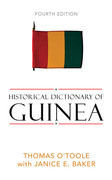 Historical Dictionary of Guinea
