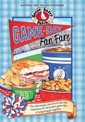 Game Day Fan Fare Cookbook