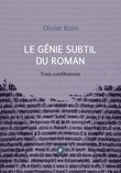 Le gnie subtil du roman