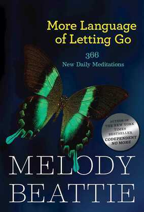More Language of Letting Go: 366 New Daily Meditations