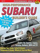 High-Performance Subaru Builder's Guide
