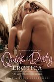 The Mammoth Book of Quick &amp; Dirty Erotica