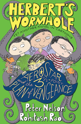 Herbert's Wormhole: AeroStar and the 3 1/2-Point Plan of Vengeance