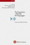 Tra linguistica e filosofia del linguaggio
