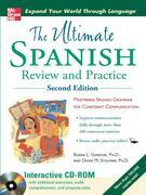 Ultimate Spanish Review and Practice with CD-ROM, Second Edition