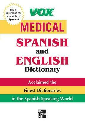 Vox Medical Spanish Dictionary
