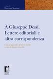 Giuseppe Dessí, Raffaello Delogu. Lettere 1936-1963
