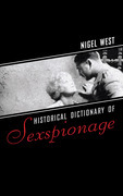 Historical Dictionary of Sexspionage