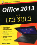 Office 2013 Pour les Nuls