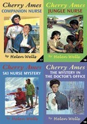 Cherry Ames Boxed Set (17-20)