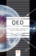 QED: The Strange Theory of Light and Matter