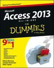 Alison Barrows - Access 2013 All-in-One For Dummies