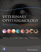 Veterinary Ophthalmology: Two Volume Set