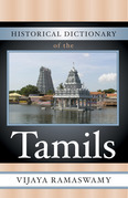Historical Dictionary of the Tamils