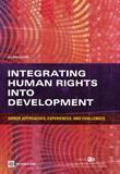 Integrating Human Rights into Development, Second Edition: Donor Approaches, Experiences, and Challenges