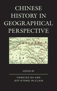 Chinese History in Geographical Perspective