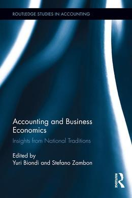 Accounting and Business Economics: Insights from National Traditions