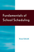 Fundamentals of School Scheduling