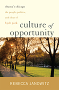 Culture of Opportunity: Obama's Chicago