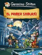 El primer samurái (Tamaño de imagen fijo)