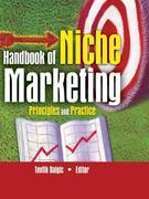 Handbook of Niche Marketing: Principles and Practice