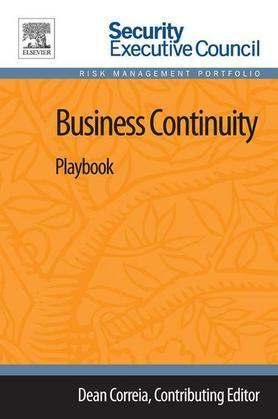 Business Continuity: Playbook