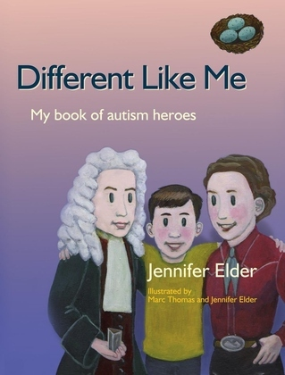 Different Like Me: My Book of Autism Heroes
