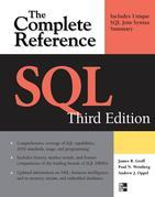 SQL The Complete Reference, 3rd Edition