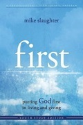 first Youth Study: putting GOD first in living and giving