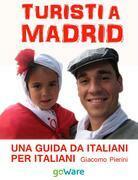 Turisti a Madrid
