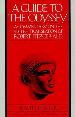 A Guide to the Odyssey: A Commentary on the English Translation of Robert Fitzgerald