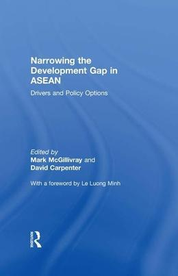 Narrowing the Development Gap in ASEAN: Drivers and Policy Options