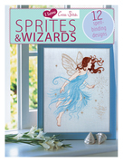 I Love Cross Stitch Wizards & Sprites: 12 Spell-Binding Designs