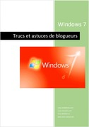 Windows 7 - Trucs de blogueurs