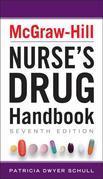 McGraw-Hill Nurses Drug Handbook 7/E