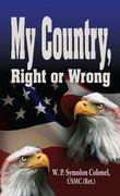 My Country, Right or Wrong