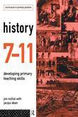 History 7-11: Developing Primary Teaching Skills