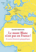 Le Mont Blanc n'est pas en France