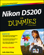 Nikon D5200 for Dummies