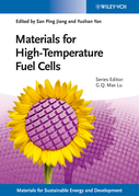 Materials for High-Temperature Fuel Cells