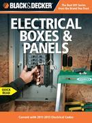 Black &amp; Decker Electrical Boxes: Current with 2011-2013 Electrical Codes