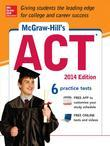 McGraw-Hill's ACT 2014 (Book for Set)