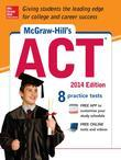 McGraw-Hill's ACT 2014 [With CDROM]