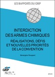 Interdiction des armes chimiques