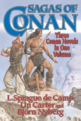 L. Sprague de Camp - Sagas of Conan