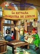La extraña máquina de libros (Tamaño de imagen fijo)