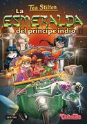 La esmeralda del príncipe indio (Tamaño de imagen fijo)