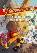 El asalto de los grillotopos (Tamaño de imagen fijo)