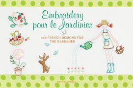 Embroidery pour le Jardinier