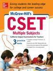 McGraw-Hill's Cset: Multiple Subjects